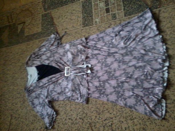 Продам классные нарядные женские костюмы -платье 56 большого размера