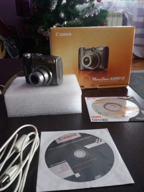 Aparat Canon PowerShot