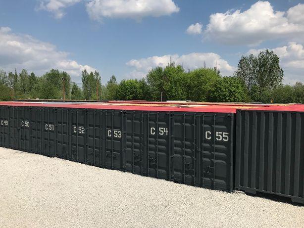 Magazyn 28m2 - 599PLN Self Storage alarm ubezpieczenie kontener morski