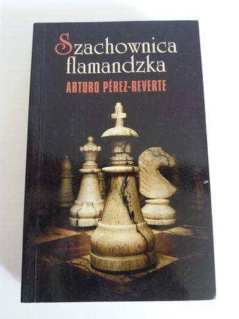 A.Perez-Reverte Szachownica flamandzka.