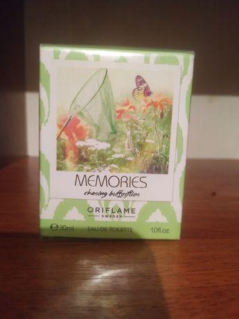 Туалетная вода Oriflame Memories Chasing Butterflies