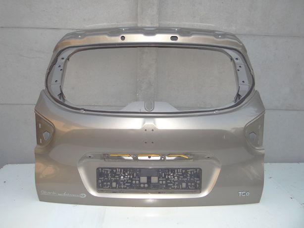 Renault Captur Klapa Bagażnika