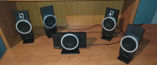 Głośniki komputerowe Creative 5.1