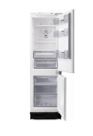 Chłodziarko-zamrażarka lodówka do zabudowy wysoka 203cm No Frost x2 A+