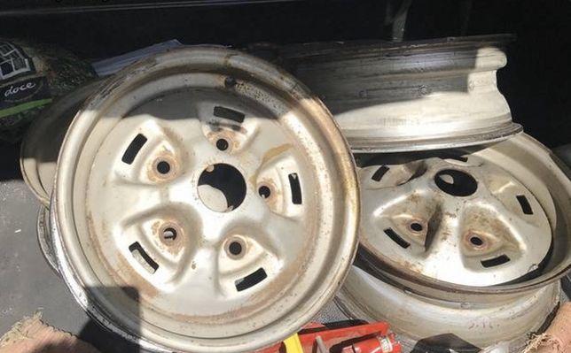 Land Rover Vintage Jantes
