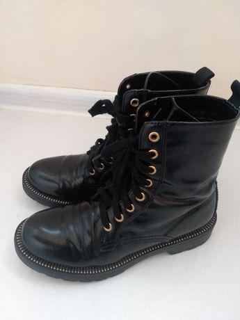 Ботинки женские деми р.37