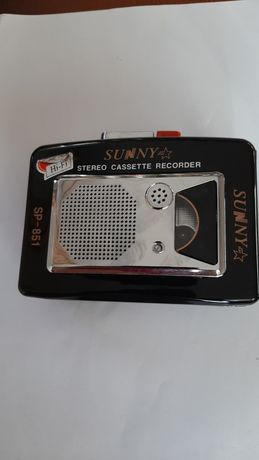 Mini magnetofon SUNNY stereo SP-851