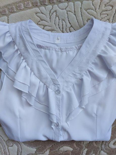 Блузка для девочки р. 152