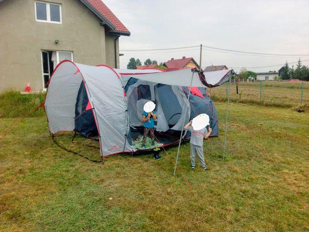Duży namiot 5 osobowy