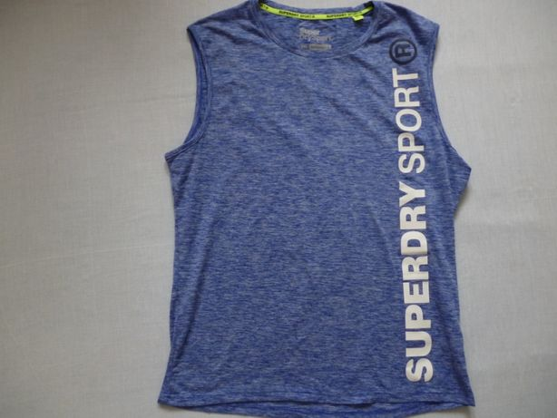 Superdry koszulka bez rękawów