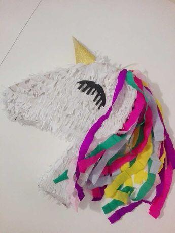 Piniata urodzinowa dla dziecka jednorożec unicorn