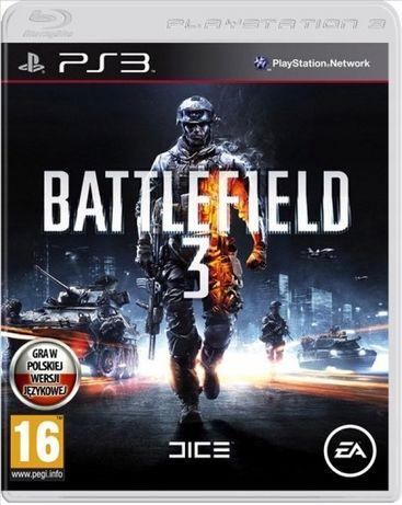 PS3 Gra Battlefield 3