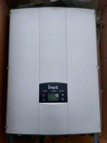 Fotowoltaika: Inwerter INVT od 4 kW do 30 kW