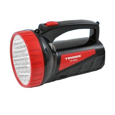 Latarka szperacz akumulator lampa 2w1 200m LED