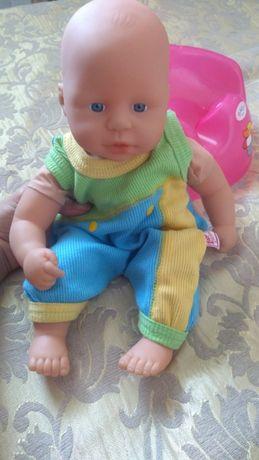кукла My little baby born от zapf creation,Германия