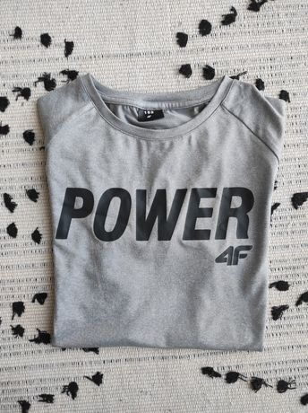 Nowa koszulka 4f dla chłopca rozm.152