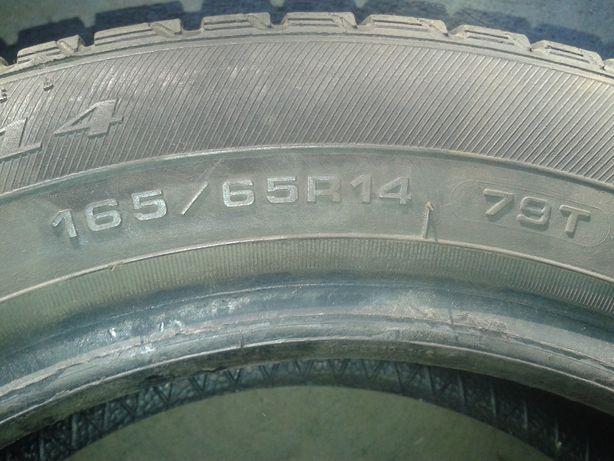 Opony letnie 165/65/14 4 szt