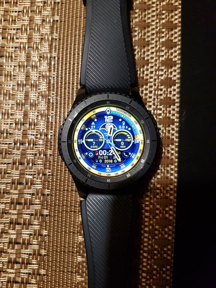 Samsung Gear s3 Frontier Benfica - imagem 1
