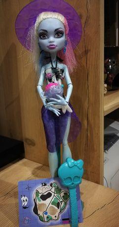 Monster High Skull Shores Abbey Bominable lalka