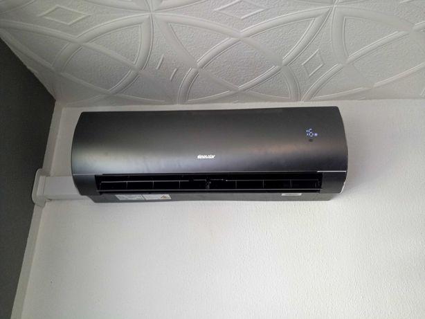 Klimatyzacja montaż serwis naprawa klimatyzator do grzania chłodzenia