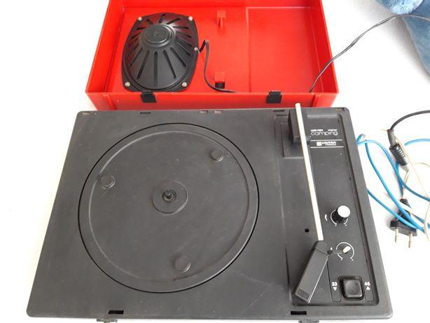 adapter gramofon Unitra Fonica WG-701 mono camping