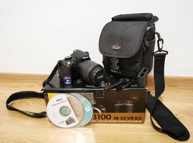 Фотоапарат Nikon 3100 + сумка