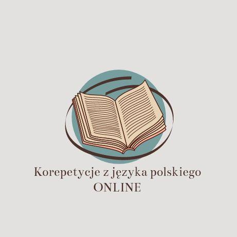 Korepetycje z języka polskiego