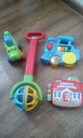 zestaw zabawek