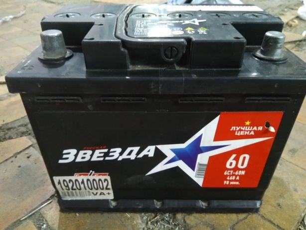 Аккумулятор 60ач