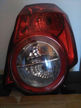Farolim Traseiro Direito Chevrolet Aveo 3-5 Portas (Ano 2008 até 2012)