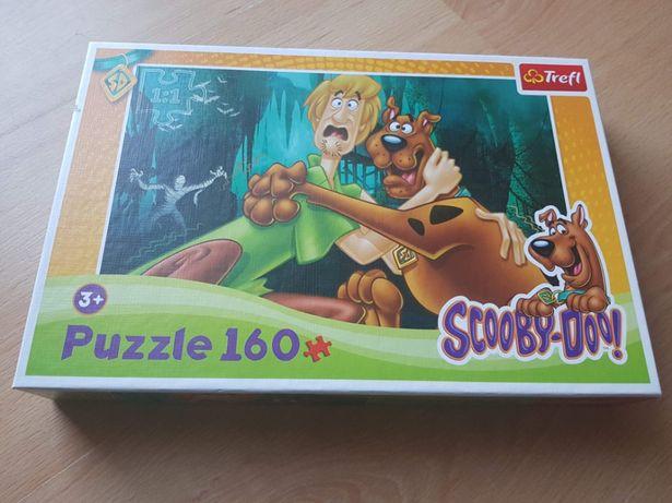 Sprzedam puzzle firmy trefl scooby-doo