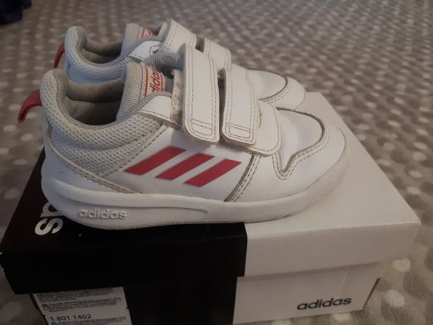 Adidasy , buty sportowe Adidas dla dziewczynki rozmiar 24