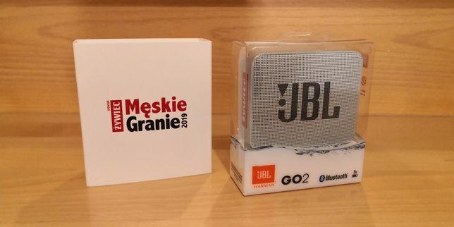 JBL GO2 głosnik BT / Żywiec Męskie Granie / NOWY