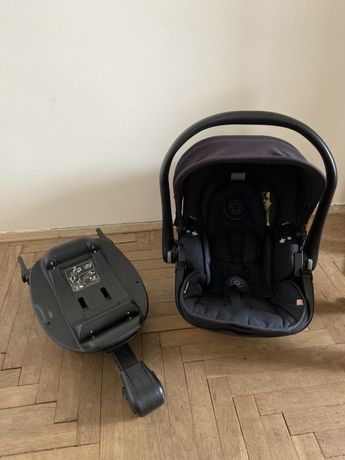 Автокресло kiddy evolution pro 2 + isofix база