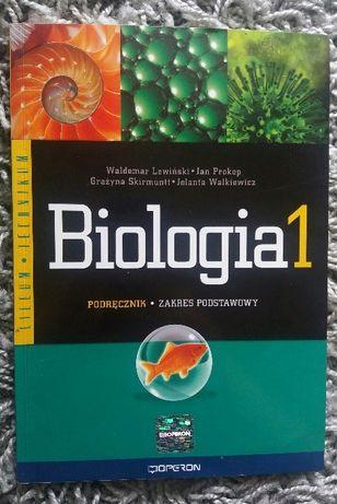 """Podręcznik """"Biologia 1"""" Zakres podstawowy OPERON"""