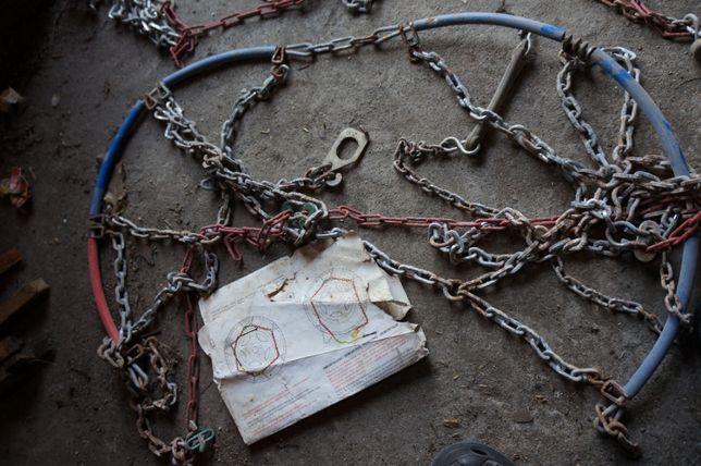 Łańcuchy na koła 13
