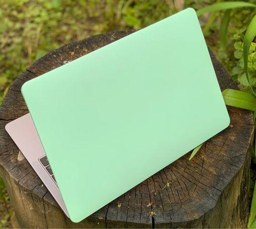 Чехол накладка подставка MacBook retina new pro air 2020, 13.3 15.4