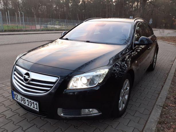 Opel Insignia 2.0 CDTI 160PS, zadbana, Bixenon, 1 właściciel