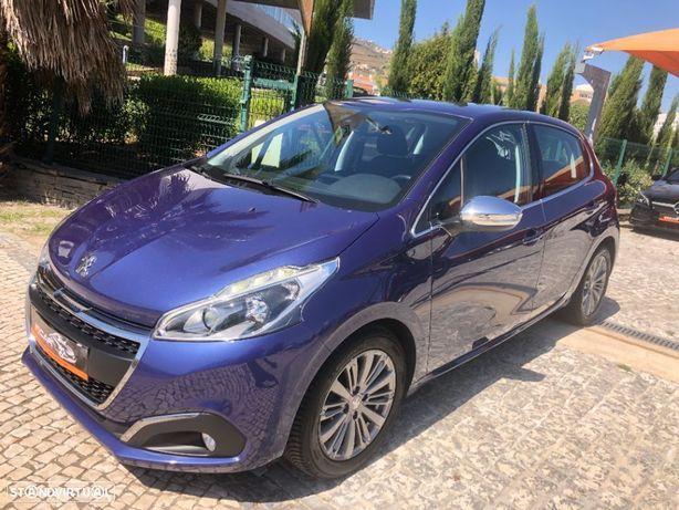 Peugeot 208 1.6 BlueHDi Allure