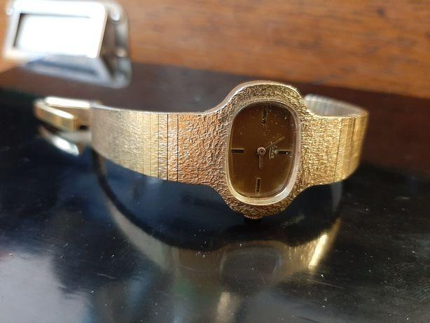 Stary kolekcjonerski zegarek