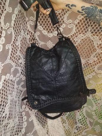 Рюкзак рюкзачок ЭКО кожа