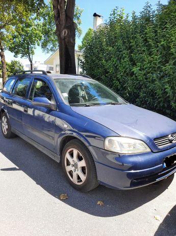 Opel Astra G Caravan 2.0