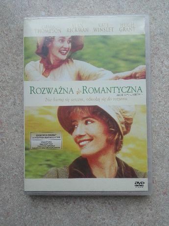 """""""Rozważna i romantyczna"""" DVD"""