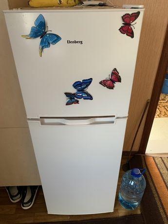 Холодильник Двухкамерный холодильник ELENBERG MRF 146-O Подробнее: htt