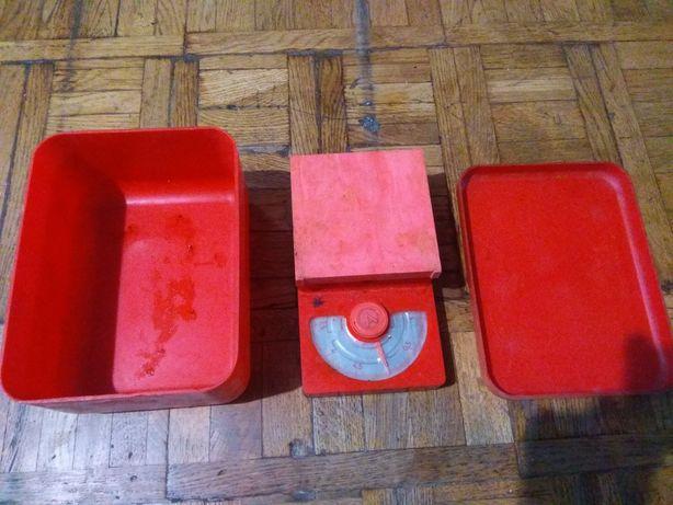 Кухонные весы механические