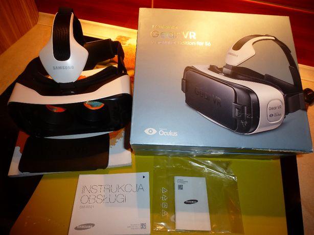 Okulary Oculus VR Cyfrowy Darmowy Świat Samsung S 6 S 7 Orginał Warto.