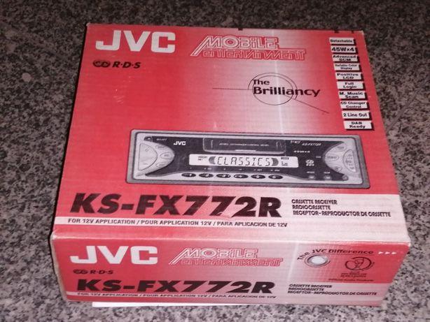 JVC KS-FX772R - Radio samochodowe