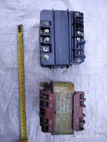 Трансформатор 380 управления и освещения .
