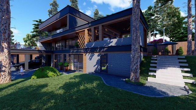 Проект будинку, проекты дома, проектирование, архитектор, конструктор