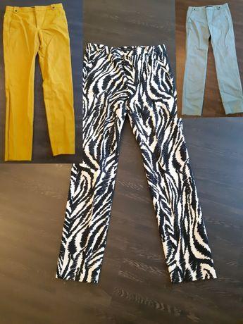 Spodnie cygaretki ZARA xs 34